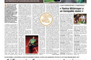 Tennis Club du Bercuit  - Presse