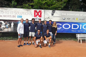 Tennis Club du Bercuit - D1 national