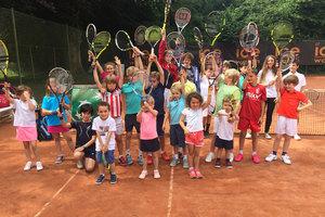 Tennis Club du Bercuit - Stage